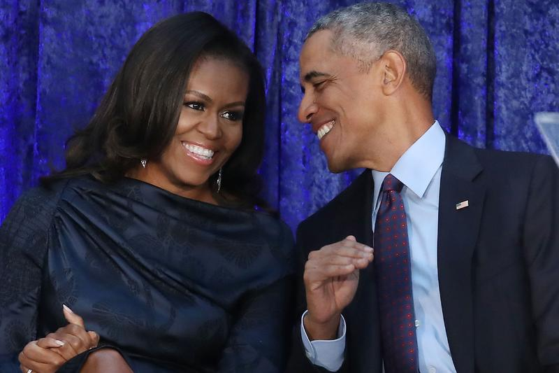 Barack Michelle Obama Announce Multi Project Netflix Deal Details Higher Ground Productions David W. Blight Frederick Douglass: Prophet of Freedom Listen to Your Vegetables & Eat Your Parents Crip Camp overlooked