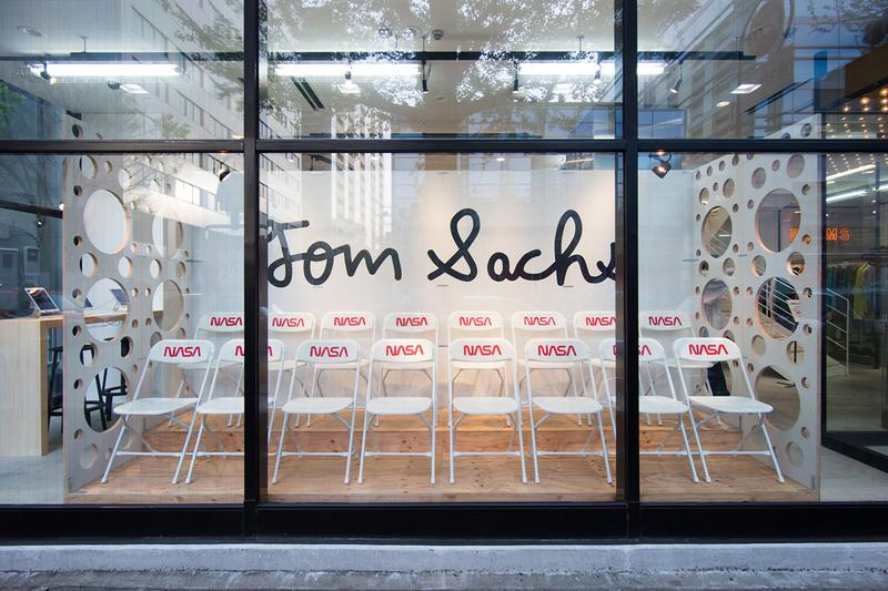 A Look Inside the Tom Sachs x BEAMS Pop-Up Shop in Tokyo