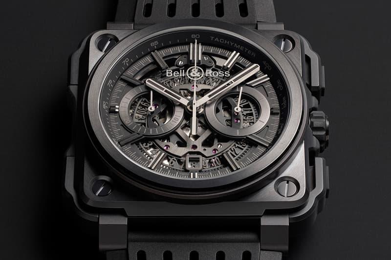 Bell & Ross BR-X1 Phantom Release Info Watches accessories