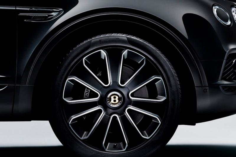 Bentley Bentayga V8 Design Series Release Info cars SUV luxury motorsports