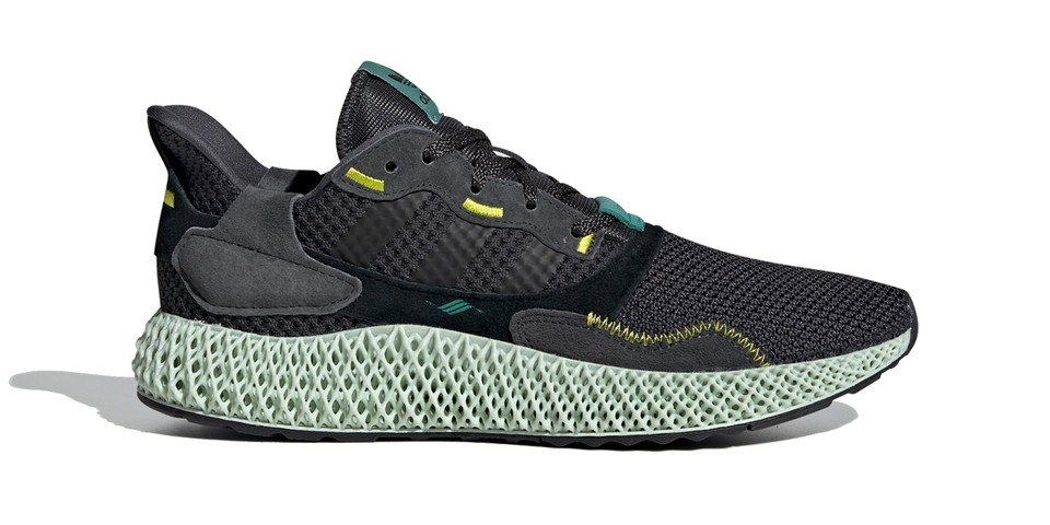 lowest price 51b85 67bf8 adidas ZX 4000 4D Carbon Release Information   HYPEBEAST