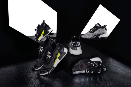 The BAPE x NEIGHBORHOOD x adidas Capsule Goes Global in This Week's Footwear Drops