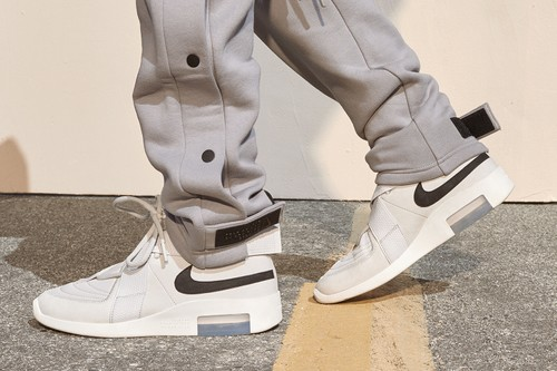 The Air Fear of God Raid Attacks This Week's Footwear Drops
