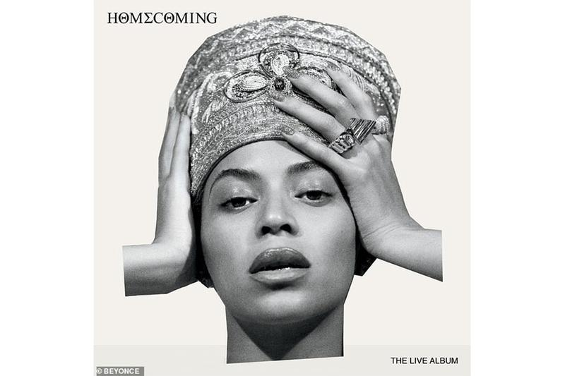 Beyoncé Surprise Drops 'HOMECOMING: THE LIVE ALBUM' & Merch Alongside Netflix Doc Premiere