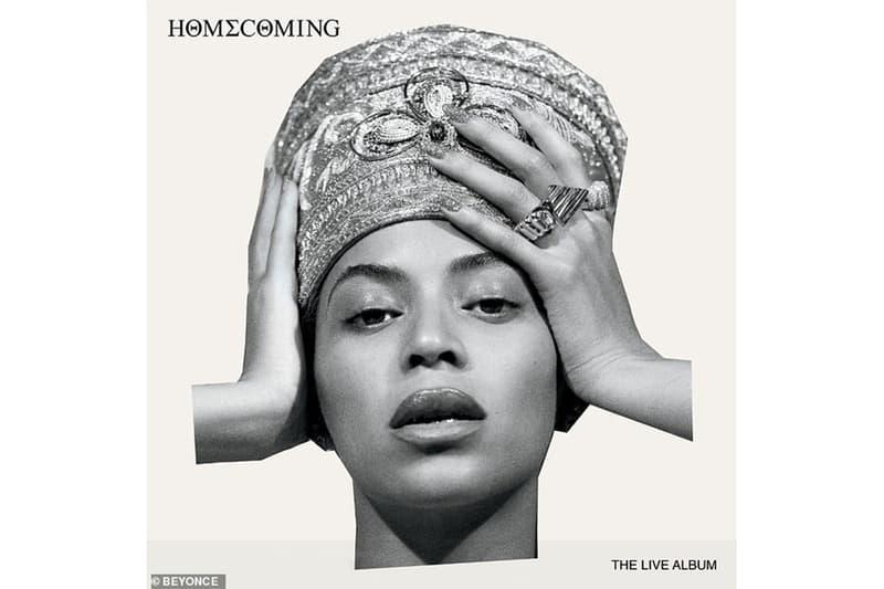 Beyoncé HOMECOMING: THE LIVE ALBUM Stream Netflix Coachella Documentary 2019 New song Track Album