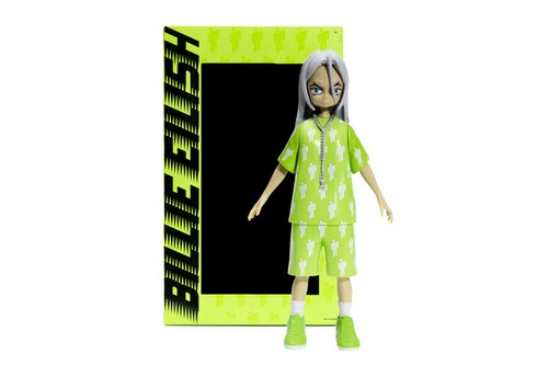 Billie Eilish and Takashi Murakami Drop Limited Edition Vinyl Figure