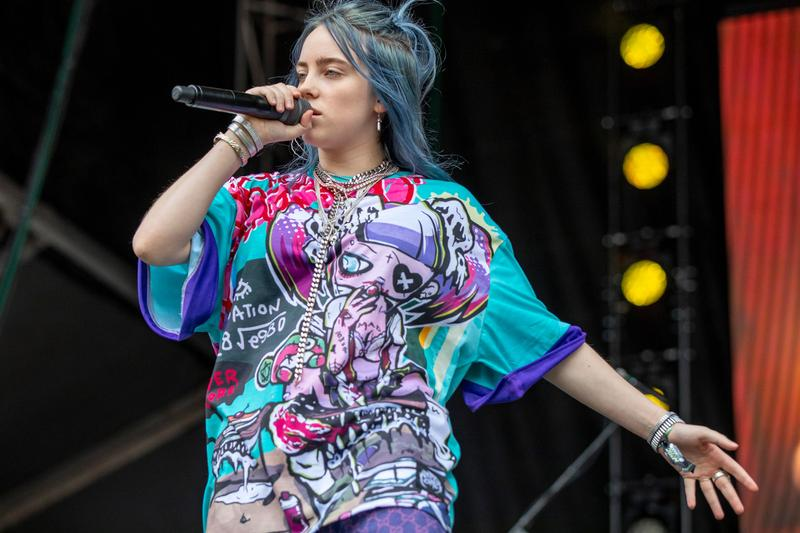 Billie Eilish WHEN WE ALL FALL ASLEEP WHERE DO WE GO Billboard 200