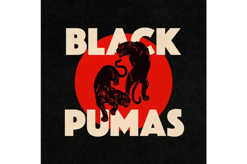 Black Pumas Colors Single Stream funk soul r&b jazz alternative psychedelic soul  Eric Burton Adrian Quesada hip-hop