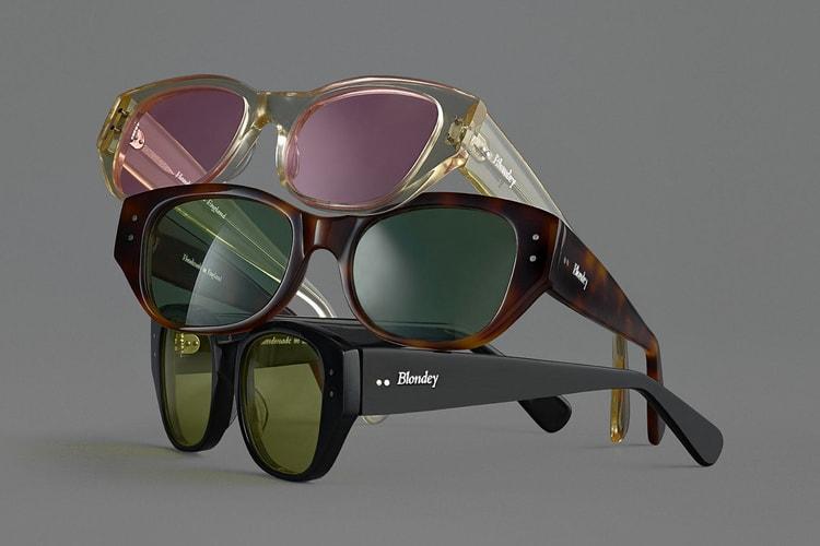 03da11b60e8 Blondey McCoy Announces Upcoming Blondey Sunglasses Release