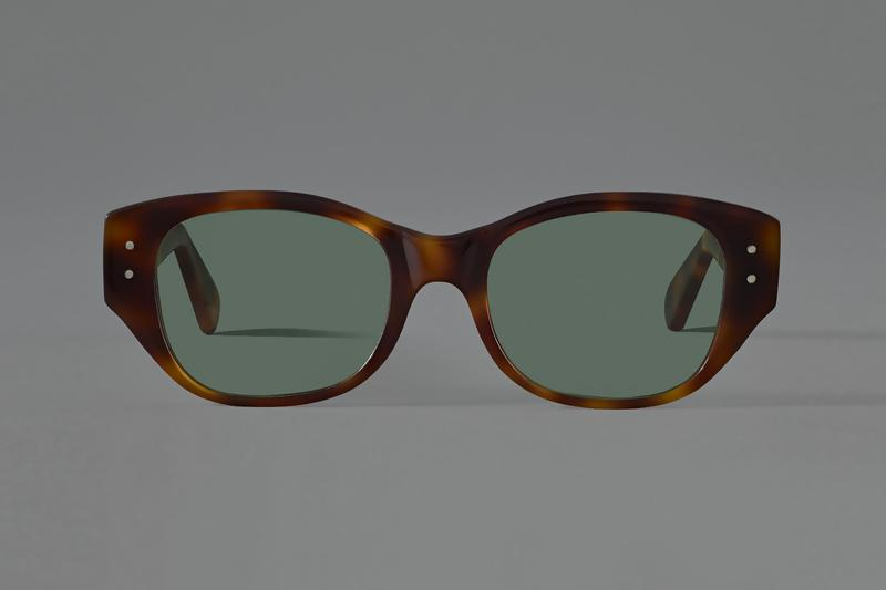 Blondey McCoy Blondey Sunglasses Release Polished Dark Havana Tortoise Champaign Black