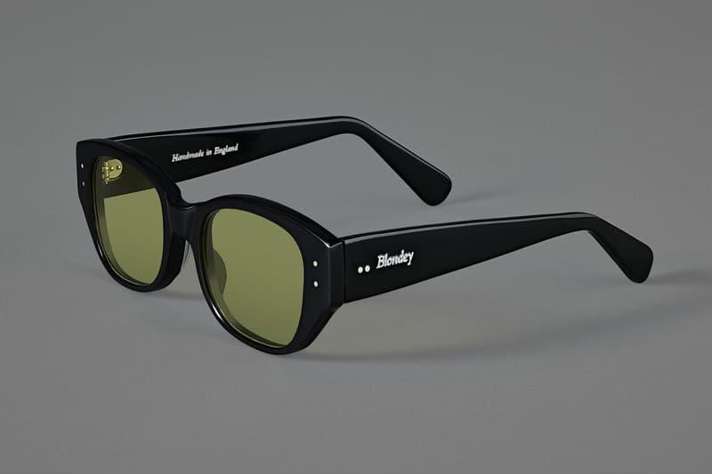 Blondey McCoy Blondey Sunglasses Release Polished Dark Havana Tortoise Champaign Black