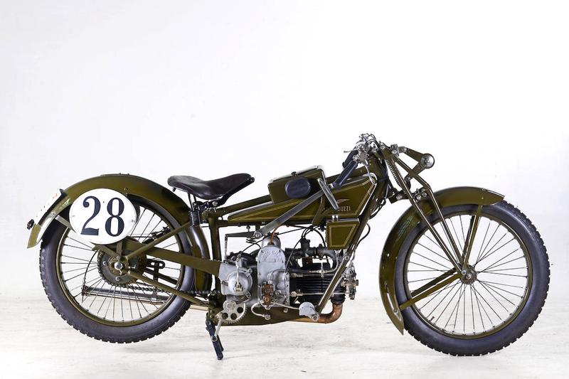 Bonhams is Auctioning More Than 400 Vintage Motorcycles at its Spring Stafford Sale automotive racer classic collector