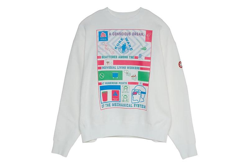 Cav Empt SS19 Collection Twelfth Drop c.e sk8thing toby feltwell drop date release info pricing information & sew cut n sew graphics ZIP UP SWEAT PROJECTED T NOTE DOWN T OVERDYE MEANS END T NET WAFFLE STRIPE KNIT CurvEd LOW CAP OVERDYE COLOUR DENIM SHIRT 1994 COLOUR DENIM SHORT SLEEVE JACKET CONSCIOUS ORGAN CREW NECK