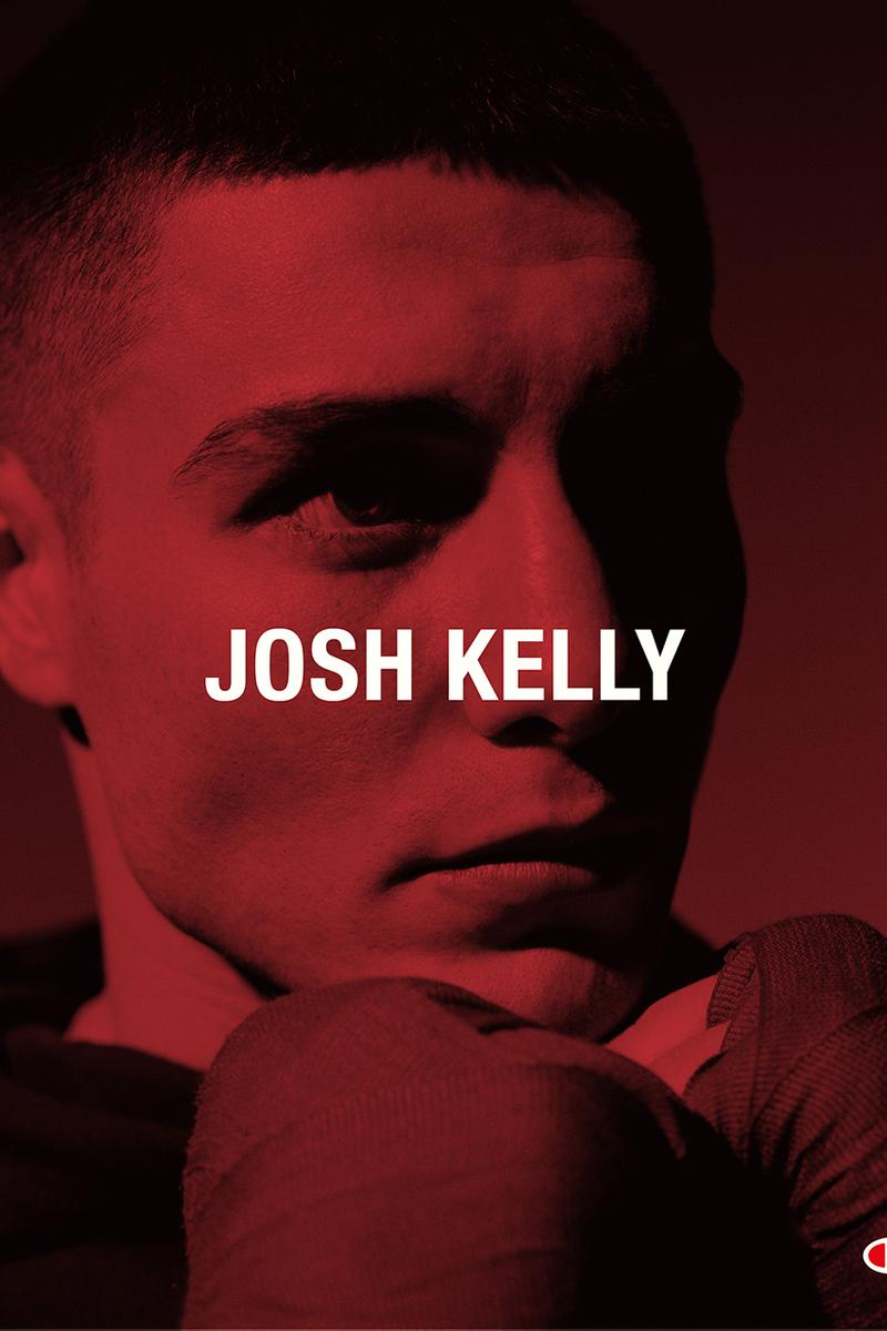 Josh pretty boy kelly champion sports athletics announcement deal campaign video sponsorship endorsement law magazine details 2016 olympics fight