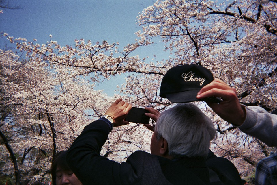 Cherry LA Team Document Their Tokyo Trip With a Series of Disposable Camera Shots