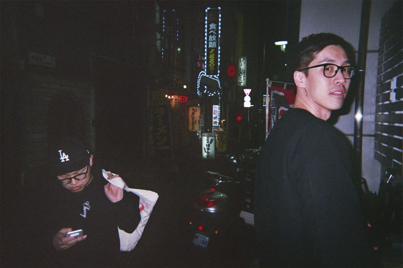 Cherry LA Tokyo Photo Diary Disposable Camera Joseph Perez David Levy Founder Designer United Arrows pop up