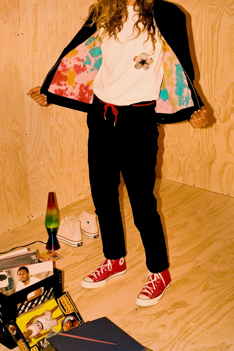 "Cherry Los Angles United Arrows and Sons Japan Tokyo Pop up Exclusive Capsule Collection Spring Summer 2019 SS19 ""We Love You"" Graphic Jingumae Shibu-ya"