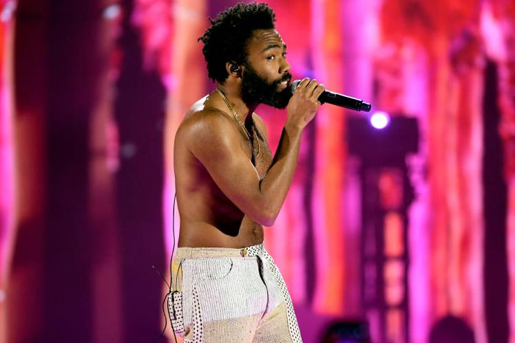 Childish Gambino Coachella