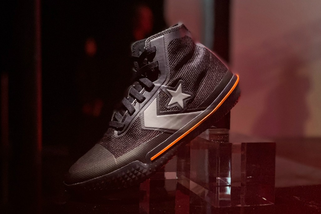 Converse All Star Pro BB Black and
