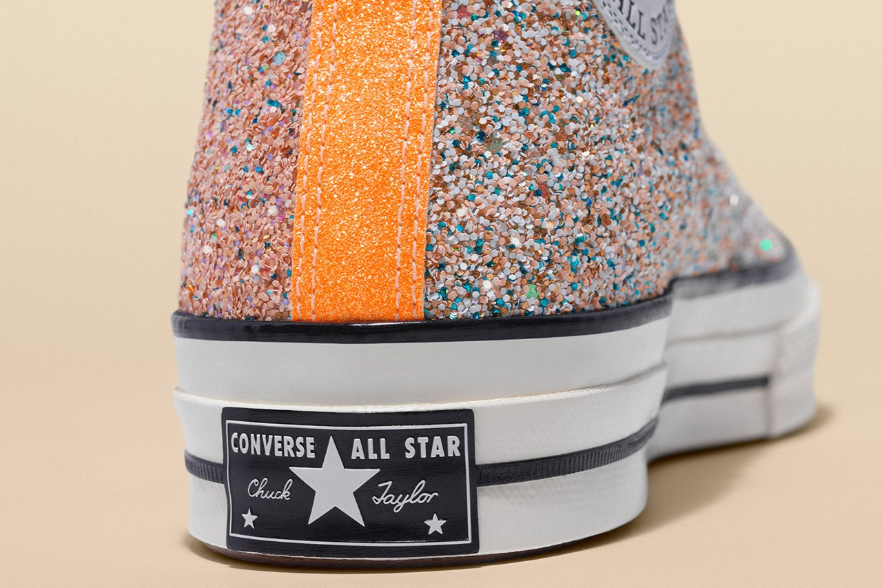 JW Anderson x Converse Run Star Hike