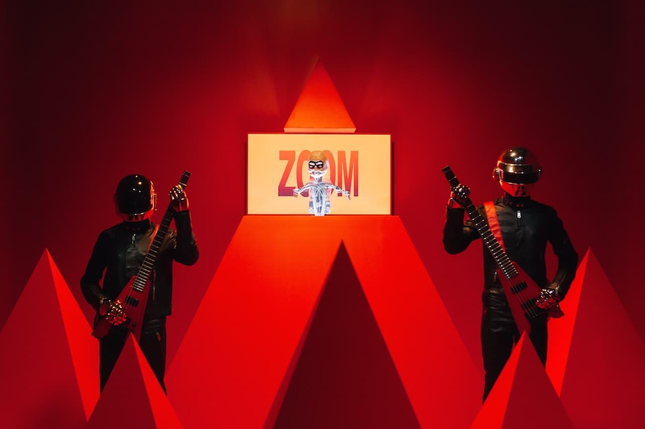 Rare Daft Punk Ephemera Spotlighted at Electro Expo in Paris