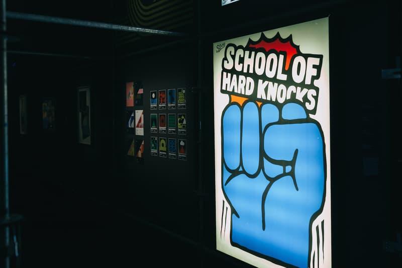 daft punk exhibition electro expo paris philharmonic artworks installations sculptures props