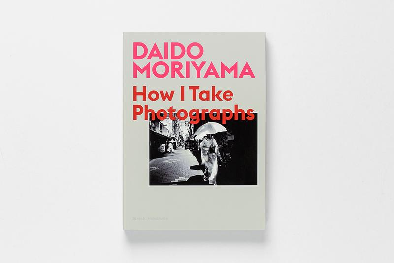 daido moriyama how i take photographs book laurence king artworks photography releases