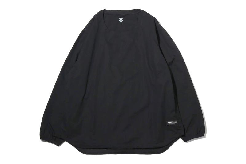 descente DDD x atmos LAB Spring Summer 2019 SS19 Capsule Collection T-Shirt Pocket Shorts Long Sleeve Pullover Sweater Jumper Shortsleeve Shirt
