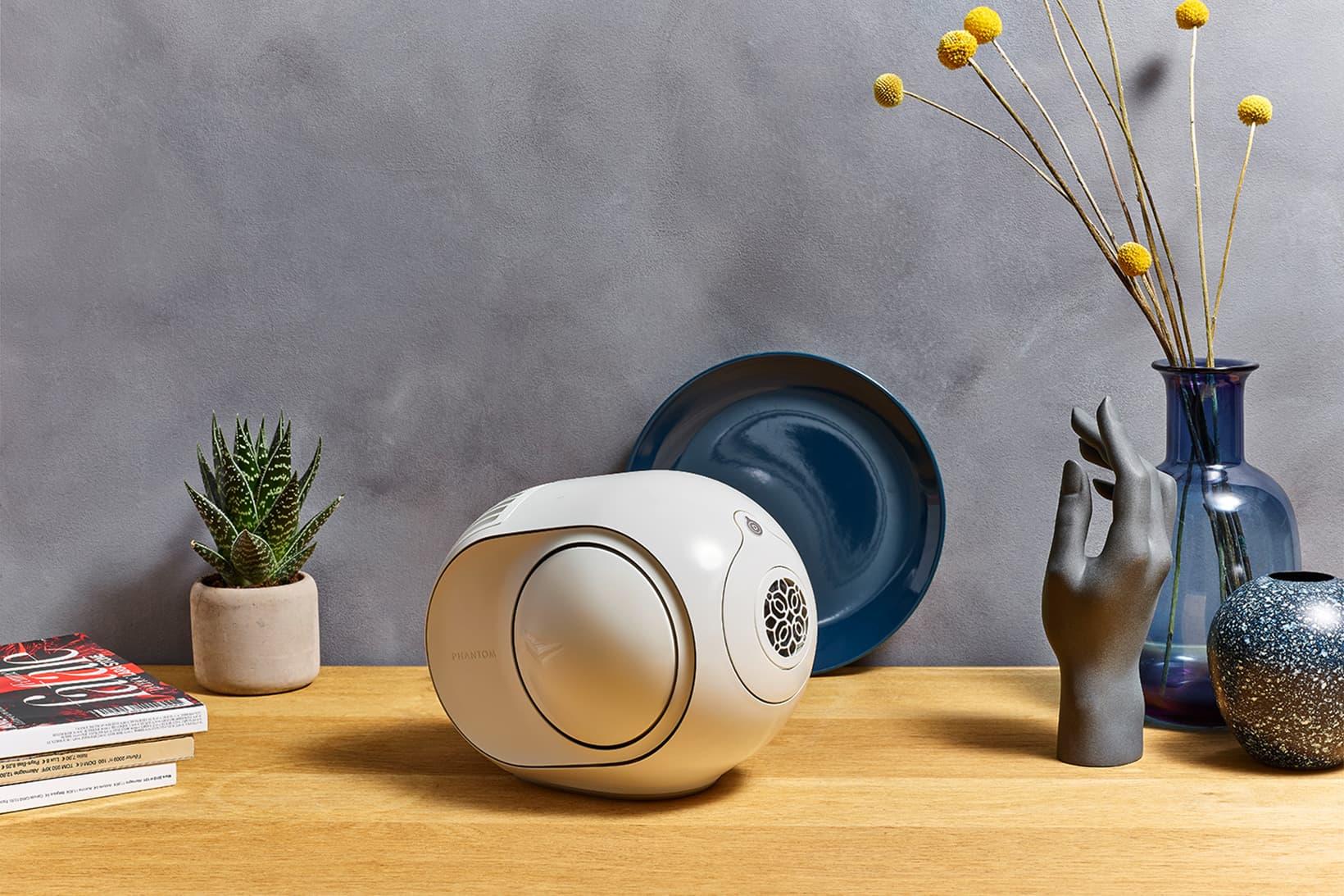 The Devialet Phantom Reactor Speaker is Designed to Recreate the Concert Experience