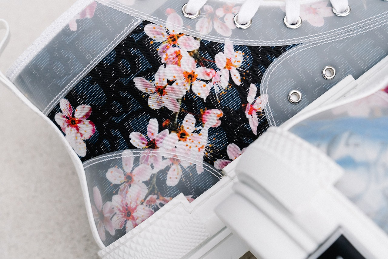 Dior x Hajime Sorayama B23 Sneaker