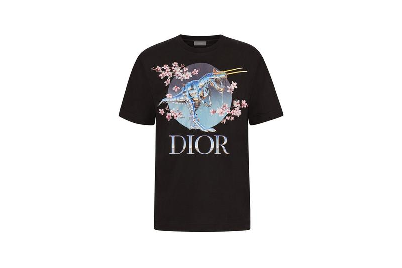 dior mens fall winter 2019 exclusive collection launch website capsule release hajime sorayama art prints