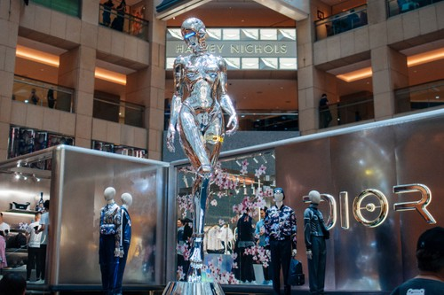 Dior's Pre-Fall 2019 Hajime Sorayama Collection: Clothing, Footwear and Accessories