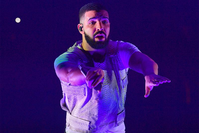 Drake Premieres Top Boy Trailer During London Show ET Canada O2 Arena