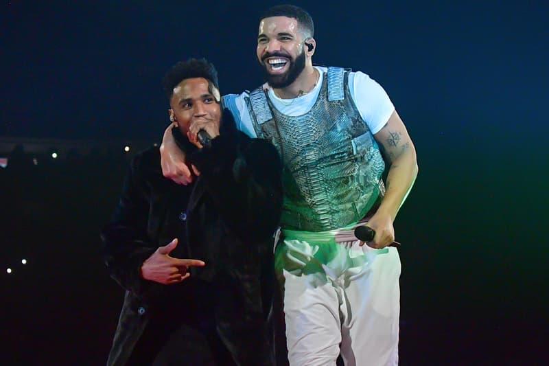 Drake Uploads Old Twitter DM Kevin Durant Kendrick Lamar ASAP Yams Trey Songz Tristan Thompson