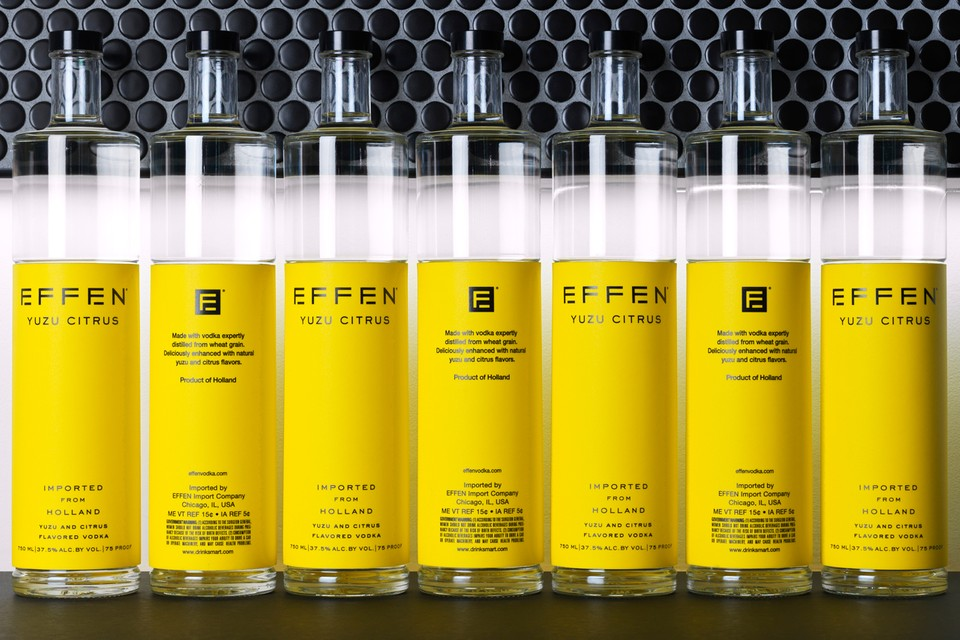 EFFEN Vodka Yuzu Citrus and Rosé New Flavors | HYPEBEAST