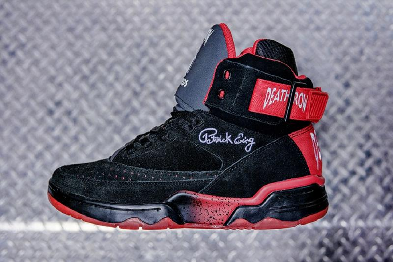 the latest f4485 461a8 ewing 33 hi death row records hi top high shoe shoes sneakers sneaker 2019  april release