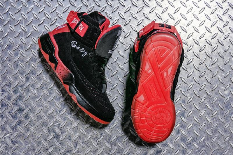 ewing 33 hi death row records hi top high shoe shoes sneakers sneaker 2019 april release date info detail pics pictures black red where to buy cost price photos photo pic picture ss19 spring summer