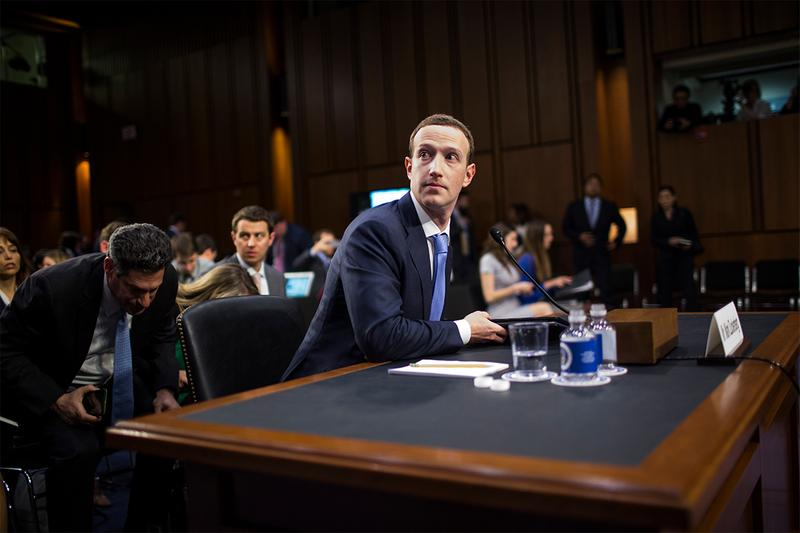 Facebook Is Expected to Be Fined $5 Billion USD by the FTC