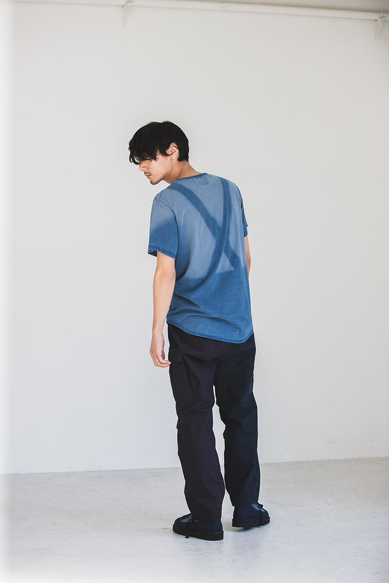 FDMTL Spring/Summer 2019 Collection Lookbook japan ss19 japan denim boro patchwork