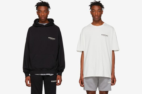 Fear of God ESSENTIALS Takes It Easy for SS19 Collection