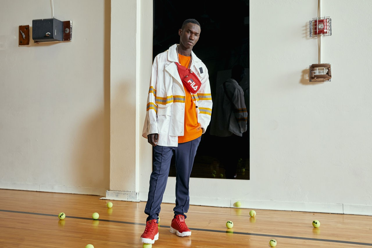FILA The Disruptor 3 Spring/Summer 2019 Lookbook