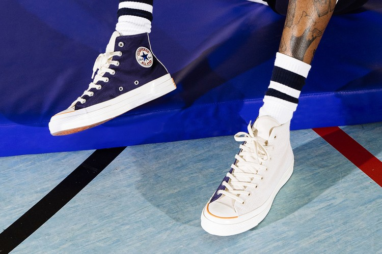 8d0ca99d40f8 Full Look at the Footpatrol x Converse Collegiate-Inspired Footwear    Apparel Collection