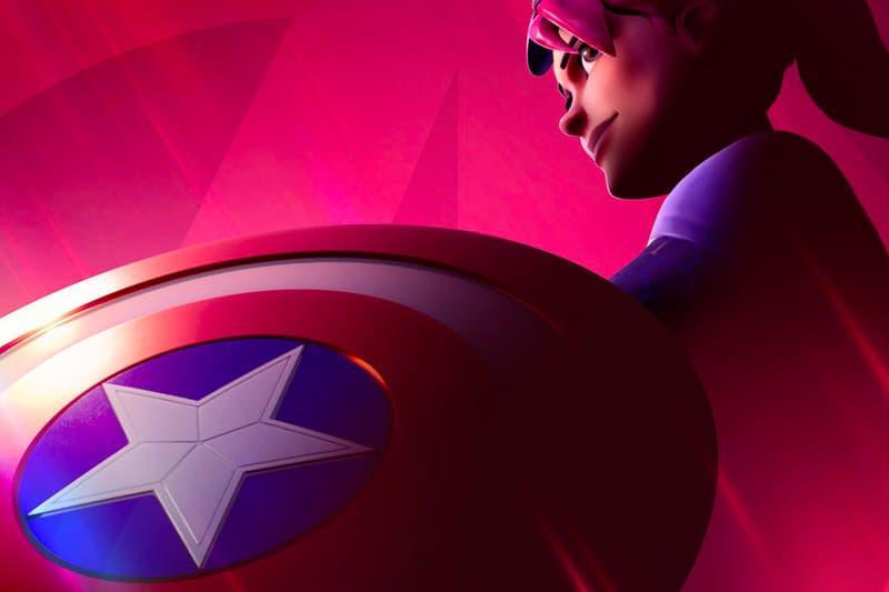 Fortnite Avengers Endgame Crossover Teaser Marvel studios cinematic universe superhero video games movie battle royale