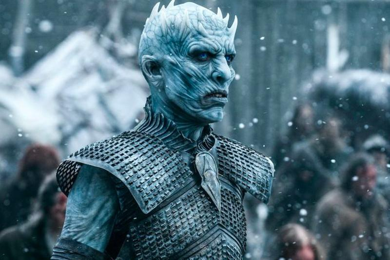 Most Googled Names and Questions From Game of Thrones hbo got jon snow iron throne night king knight's king winterfell sansa dragons google search engine white walkers