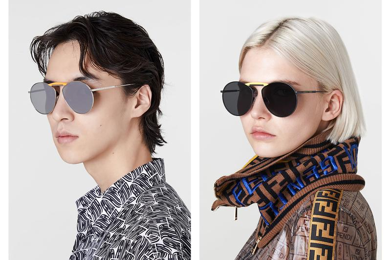 "Gentle Monster x Fendi ""Gentle Fendi"" Seoul Pop-Up  sunglasses information collaboration capsule campaign luxury fashion Seoul City Apgujeong-no 10 Gil 22 gangnam eyewear eyeglasses accessories"