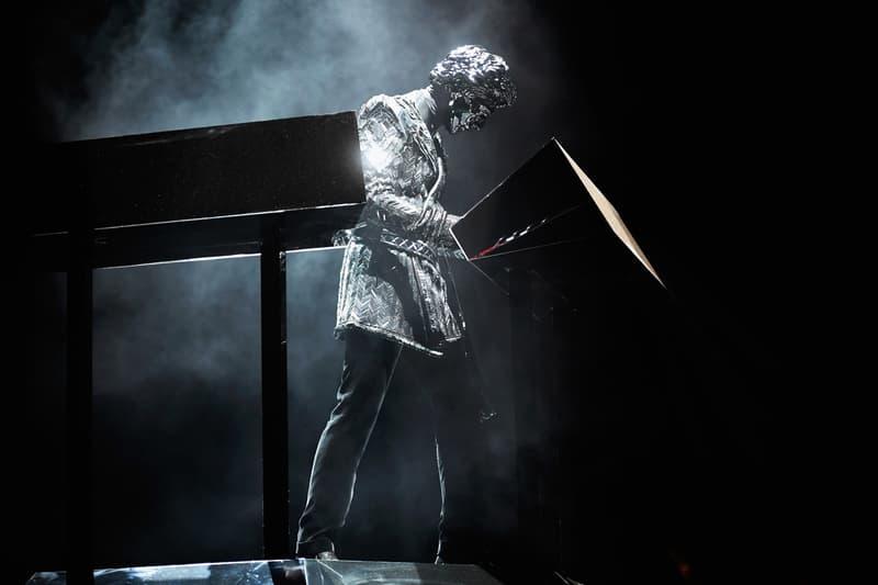 Gesaffelstein Announces 2019 North American Tour 'Requiem' New York San Francisco Los Angeles San Diego Denver Detroit Chicago Boston Washington Atlanta the dark prince mike levy techno tech house 'hyperion'