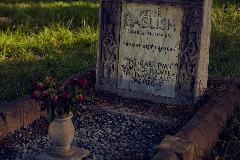 'Game of Thrones' got 'Grave of Thrones' Cemetery Appears in Sydney joffrey hodor khal drogo baratheon tyrell high sparrow oberyn martell petyr littlefinger baelish ros ramsay bolton stark tywin lannister walder frey wun wun westeros