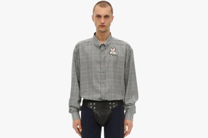 Gucci Adjustable Leather Jockstrap underwear leather luxury premium Luisaviaroma