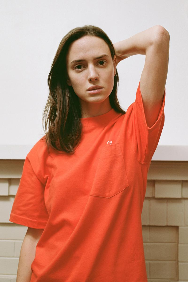 Harmony USA Program Spring Summer 2019 SS19 Campaign Styled Directed Emily Oberg Parisian Flagship store Ivy League Campus Collegiate Life United States of America  David Obadia Preppy Sporting Culture vintage-style sweatshirts hoodies T-shirts caps embroidered twills Team Colors Release Lookbook