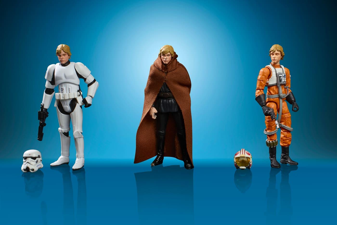 Hasbro is Bringing Back its Retro 'Star Wars' Figurines